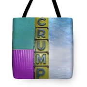 Crump Water Tote Bag