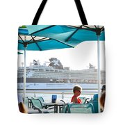 Cruse Float By Tote Bag