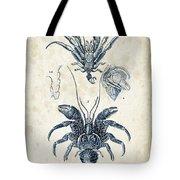 Crustaceans - 1825 - 28 Tote Bag