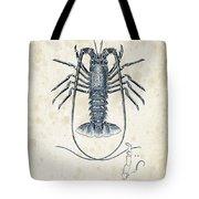 Crustaceans - 1825 - 30 Tote Bag