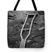 Crutch Tote Bag