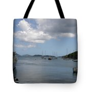 Cruz Bay Tote Bag