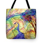Cry Me A River Tote Bag