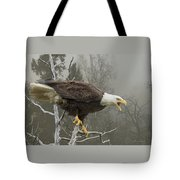 Cry Of Freedom Tote Bag