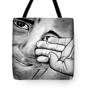 Cry Of The Oppressed Tote Bag