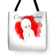 Cryptic Grimm Tote Bag