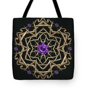 Crystal 19 Tote Bag