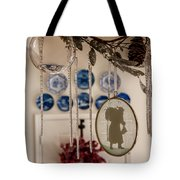 Crystal And Glass Tote Bag by KG Thienemann