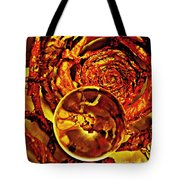 Crystal Ball Project 14 Tote Bag