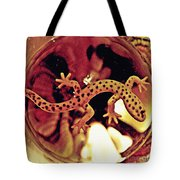 Crystal Ball Project 28 Tote Bag