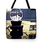 Crystal Ball Project 62 Tote Bag