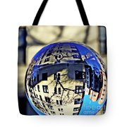Crystal Ball Project 63 Tote Bag