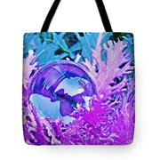 Crystal Ball Project 66 Tote Bag