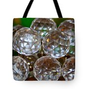 Crystal Balls Tote Bag