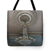 Crystal Beads Tote Bag