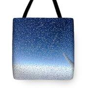 Crystal Blue Tote Bag