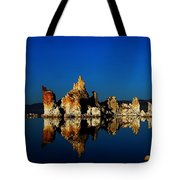 Crystal Blue Persuation Tote Bag