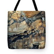 Crystal Cave Marble Sequoia Portrait Tote Bag