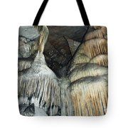 Crystal Cave Portrait Sequoia Tote Bag