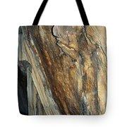 Crystal Cave Walls Tote Bag
