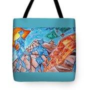 Crystal City Tote Bag
