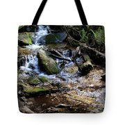 Crystal Clear Creek Tote Bag