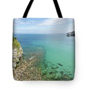 Crystal Clear Sea Tote Bag