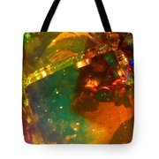 Crystal Colors Tote Bag