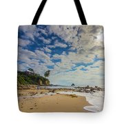 Crystal Cove Tote Bag