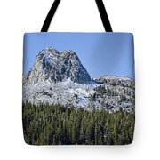 Crystal Crag Tote Bag