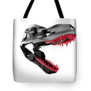 Crystal Dinosaur - 46 Tote Bag