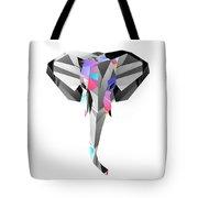 Crystal Elephant - 56 Tote Bag