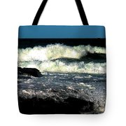 Crystal Fingers Of The Sea Tote Bag