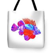 Crystal Fish - 20 Tote Bag