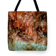 Crystal Formations Tote Bag