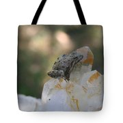 Crystal Frog Tote Bag