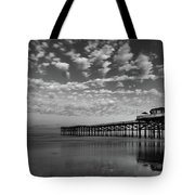 Crystal In Chrome Tote Bag