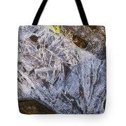 Crystal Labyrinth   Tote Bag