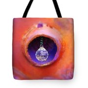 Crystal Light Tote Bag