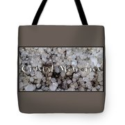 Crystal Memories Tote Bag