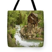 Crystal Mill In July Tote Bag