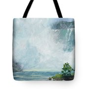 Crystal Mist Tote Bag