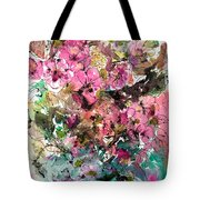 Crystal Reflections Tote Bag