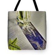 Crystal Reflections Tote Bag