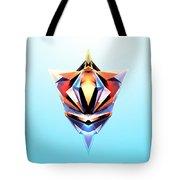 Crystal Shapes - 24 Tote Bag