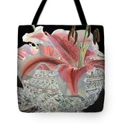 Crystal Stargazer Tote Bag