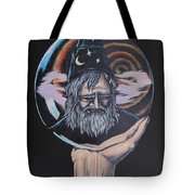 Crystal Wizard Tote Bag
