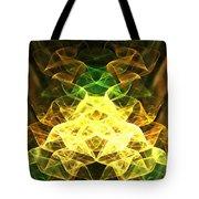 Crystalline Forest Tote Bag