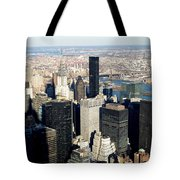 Crystler Building 2 Tote Bag
