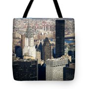 Crystler Building Tote Bag